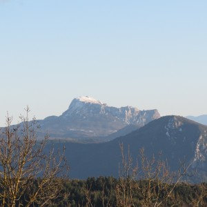 Mount Cardou And The Spirit Of Mary Magdalene